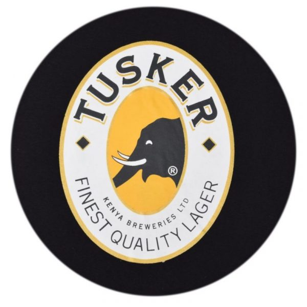 Tusker T-shirt (Black)