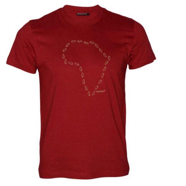 Africa Explorer t-shirt (Terra Cotta))