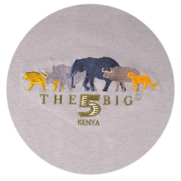 T-Shirt-Big-Five-Clay