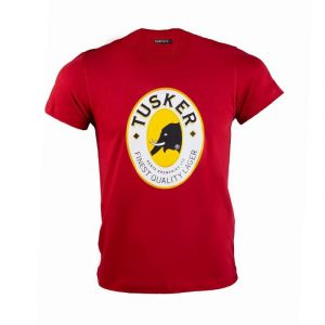 Tusker t-shirt (Tera cotta)