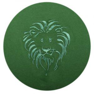 Lion Head t-shirt kids (E.Green)