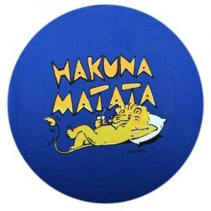 Simba Mlevi t-shirt kids (E.Blue)