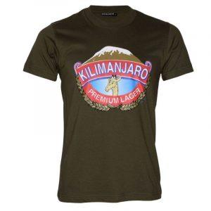 T-Shirt-Kilimanjaro-Lager-(Olive)